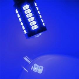 1157 BAY15D 33 5630 LED Brake Turn Signal Rear Light Bulb Car Light Blue
