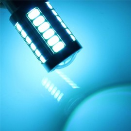 1157 BAY15D 33 5630 LED Brake Turn Signal Rear Light Bulb Car Light Ice Blue