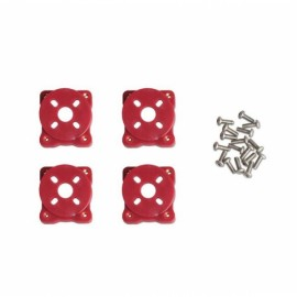 4pcs EMAX Nighthawk 280PRO Spare Part Motor Mount Red