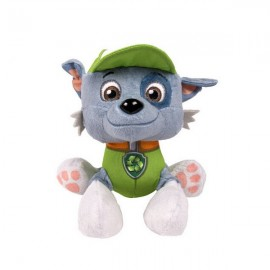 Children Gift Cartoon Figures Stuffed Plush Toys Doll Rocky Green