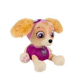 Children Gift Cartoon Figures Stuffed Plush Toys Doll Skye Pink