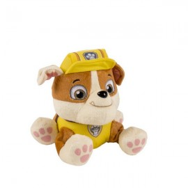 Children Gift Cartoon Figures Stuffed Plush Toys Doll Rubble Yellow