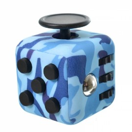 Magic Fidget Cube Anxiety Stress Relief 6-side Squeeze Gift Toy #2