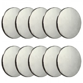 10pcs N35 Super Strong Disc Magnet 20 x 2mm Rare Earth Neodymium Magnets Silver