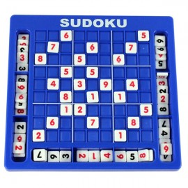 Sudoku Speed Dial Sudoku Game Education Puzzle Toys Table Game for Kids Blue
