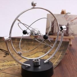 Newton Pendulum Ball Physics Science Metal Balance Ball Home Office Decor Kids Educational Toy