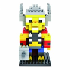 LOZ 150pcs M-9157 Thor Style Building Block Educational Assembling Toy