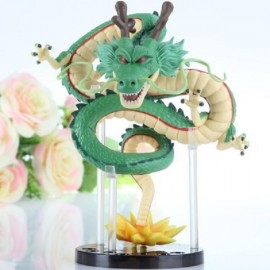 Japanese Anime Dragon Ball Model Toy Miniature World Collectable Shenron PVC Action Figure Green
