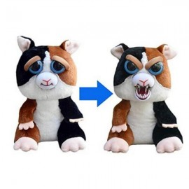 Feisty Pets Plush Toys With Changing Face Stuffed Animal Doll For Kids Christmas Gift - #12
