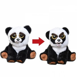 Feisty Pets Plush Toys With Changing Face Stuffed Animal Doll For Kids Christmas Gift - #09