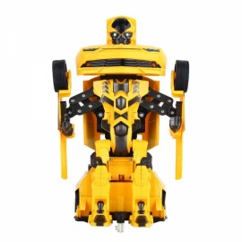 TT661 Robot Bumblebee Style Transforming Remote Control RC Car