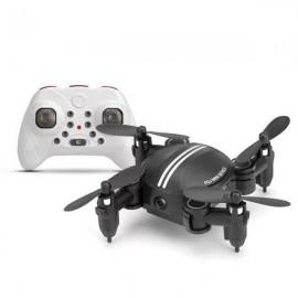 Xgody Z201 Mini WIFI RC Camera Foldable RC 2.4GHz 6-Axis Gyro 3D Hover Drone FPV Quadcopter Black
