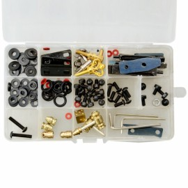 Tattoo Machine Parts Shim Washers Wrench Contact Rod Set