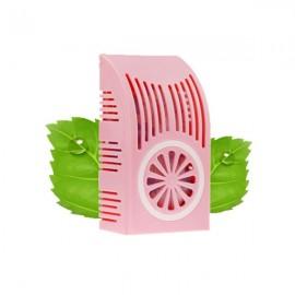 Refrigerator Activated Carbon Bamboo Charcoal Bag Box Sterilization Deodorant Bag Pink