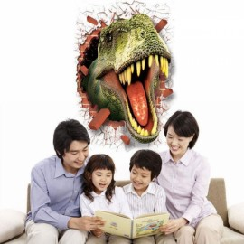 3D Dinosaur Style Removable Wall Sticker LC7003