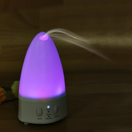 Ultrasonic Air Humidifier Atomizer Essential Oil Diffuser US Standard White