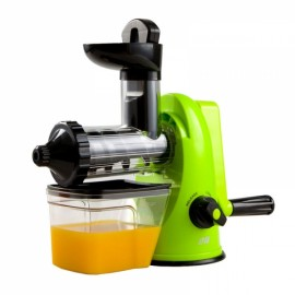 Household Hand Operated Manual Juice Extractor Fruit Juicer Maker Orange Green
