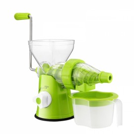 Home Manual Juicer Fruit Squeezer 100% Healthy Natural Fruit Green