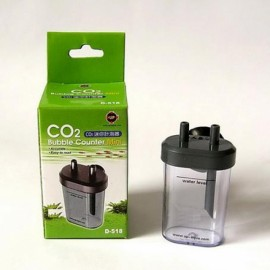 D-518 Mini CO2 Bubble Counter for Aquarium
