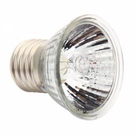 UVB3.0 + UVA Full Spectrum Halogen Lamp 25W 220V-240V Silver