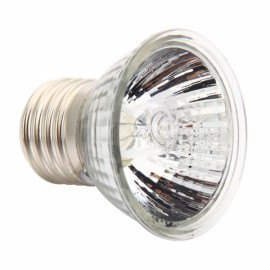 UVB3.0 + UVA Full Spectrum Halogen Lamp 75W 220V-240V Silver