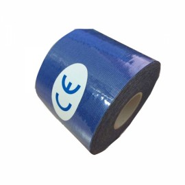 Kinesiology Muscle Care Tape Athletic Therapeutic Sports Tape Bandage 5cm x 5m Dark Blue