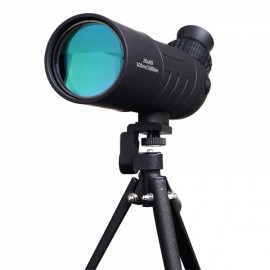 Suncore 20x60 Monocular HD Telescope Optic Zoom Lens Bird Watching High Definition View Eyepiece Black