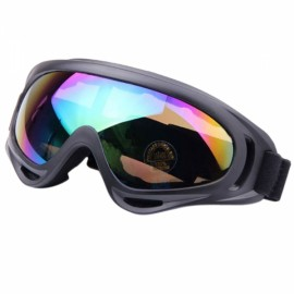 HOT Motorcycle Dustproof Ski Snowboard Sunglasses Goggles Multi-colored