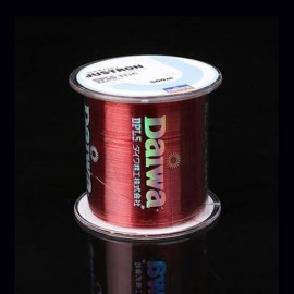 500m Strong Nylon Monofilament Fishing Line Line Number 7.0 Claret-Red