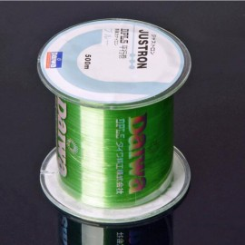 500m Strong Nylon Monofilament Fishing Line Line Number 3.0 Green