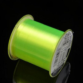 500m Strong Nylon Monofilament Fishing Line Line Number 1.2 Yellow