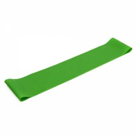 Latex Tubing Expanders Yoga Resistance Fitness Band Home Exercise Elastic Training Rope 500 x 50 x 0.9mm Green