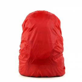 Outdoors 30L-40L Backpack Cover Luggage Dustproof Waterproof Protector Red