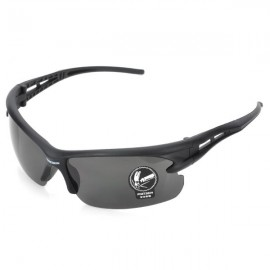 Men Windproof Explosionproof Outdoor Cycling Goggles Black