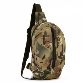 Multi-purpose Shoulder Bags Outdoor Climbing Travel Camping Hunting Cycling Camo Backpack CP Camouflage