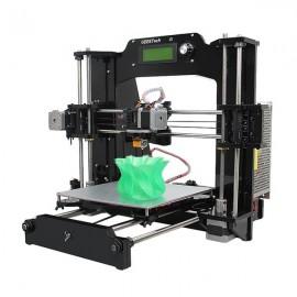 Geeetech Prusa I3 X 3D Printer DIY Kit Full Acrylic Frame Black