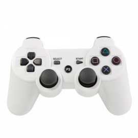 2.4G Wireless Game Controller for Sony PlayStation 3 PS3 White