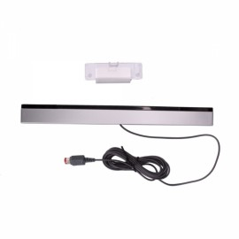 Wired Infrared Ray Inductor Sensor Bar for Wii