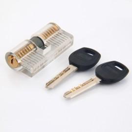 Multi Design Professional Locksmith Exercise Hand Tool Lock with Key