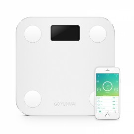 YUNMAI Mini Smart Weighing Scale Digital Body Fat Electronic scale
