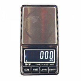 "600g/0.01g 2.0"" High Precision Electronic Jewelry Scale w/ Micro Interface"