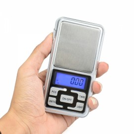 MH-100 100g/0.01g Mini Electronic Pocket Scale/Cell Phone Scale