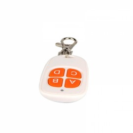 433MHZ wireless universal copy remote control (white)