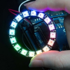 16 Bit WS2812 5050 RGB LED Driver Development Board