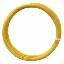 10m 1.75mm ABS Filament High Accuracy 3D Printer Accessories Yellow