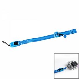 Quick Release Camera Cuff Wrist Strap for Suptig / GoPro Hero 4/2/3/3+ Blue
