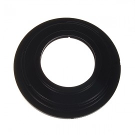 M42/AI Lens Adapter Ring for M42 Lens (Converts to Nikon AI) Black