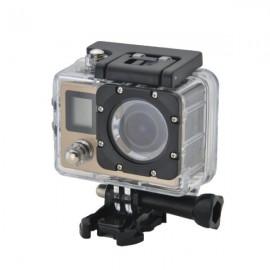 K1 4K WiFi Sports Camera 1080P Mini Recorder - Golden