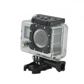 K1 4K WiFi Sports Camera 1080P Mini Recorder - Silver
