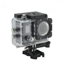 K1 4K WiFi Sports Camera 720P Mini Recorder - Black